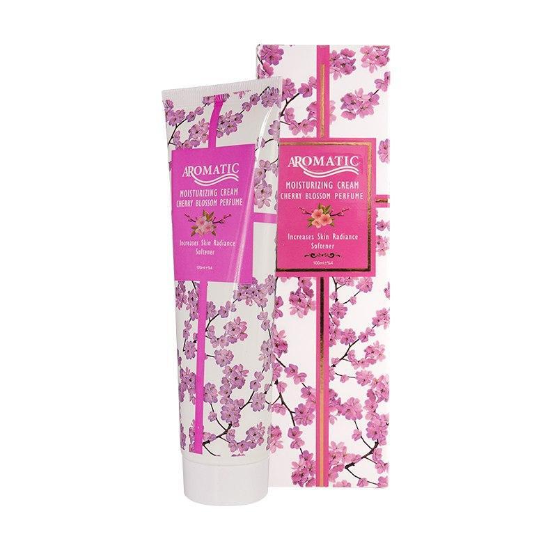 کرم مرطوب کننده با رایحه شکوفه گیلاس 100میل | بازاریابی شبکه ای