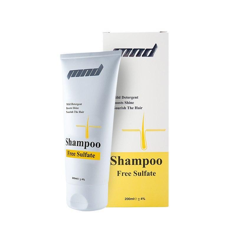 شامپو تیوپی فاقد سولفات مناسب موهای کراتینه شده 200 میل | بازاریابی شبکه ای