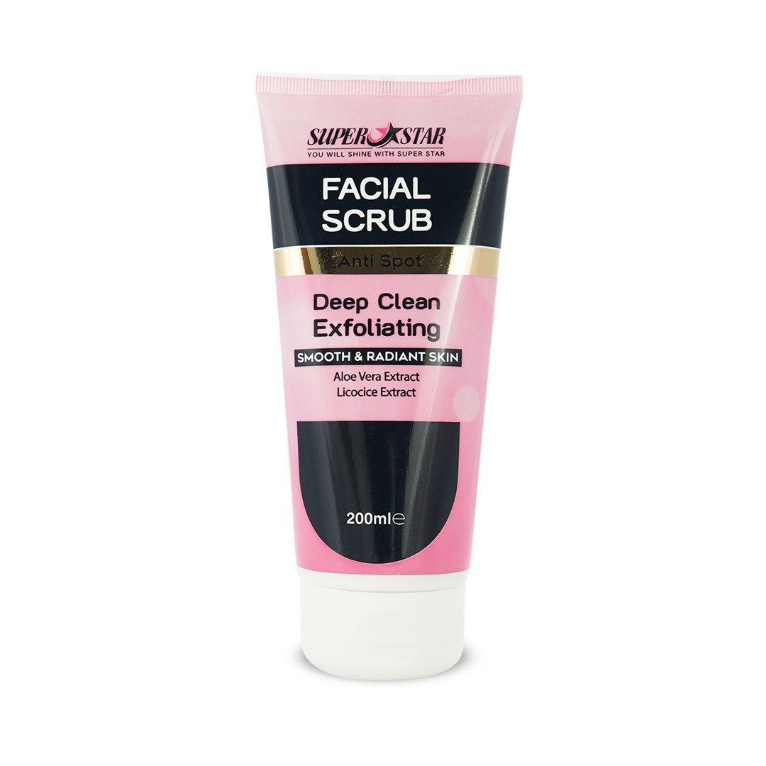 اسکراب صورت مناسب پوست های لک دار 200میل | بازاریابی شبکه ای