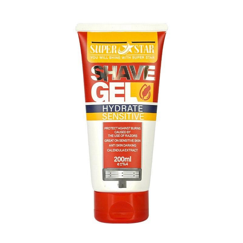 ژل اصلاح آبرسان مناسب پوست حساس 200 میل | بازاریابی شبکه ای